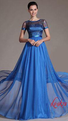 aeed9957a80 Длинное вечернее платье в стиле Гэтсби Прованс купить на lo-ok.ru
