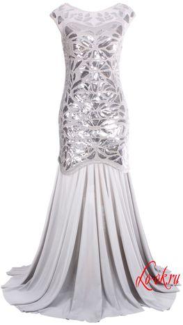 f2dbb872acf Купить вечернее платье со шлейфом недорого в Москве можно на lo-ok.ru